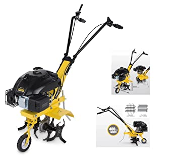 PowerPlus POWXG7204 Motocultor 140Cc: Amazon.es: Bricolaje y ...