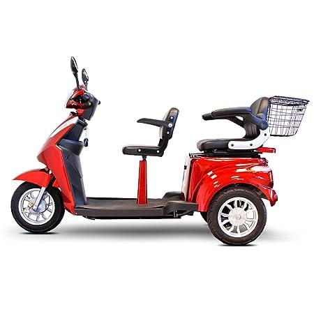 Amazon.com: eWheels ew-66 2-passenger Heavy-Duty Scooter ...