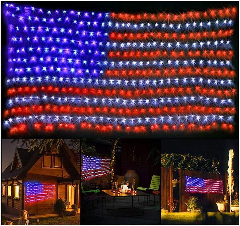 Luces de Cortina para Cupcakes, 9, 8 x 9, 8 Ft 306 LED Starry Fairy Icicle luz para Boda, Dormitorio, toldo de Cama, Jardín, Patio, Interior Exterior (Blanco Cálido): Amazon.es: Jardín
