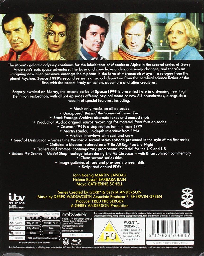Space 1999 [Blu-ray]