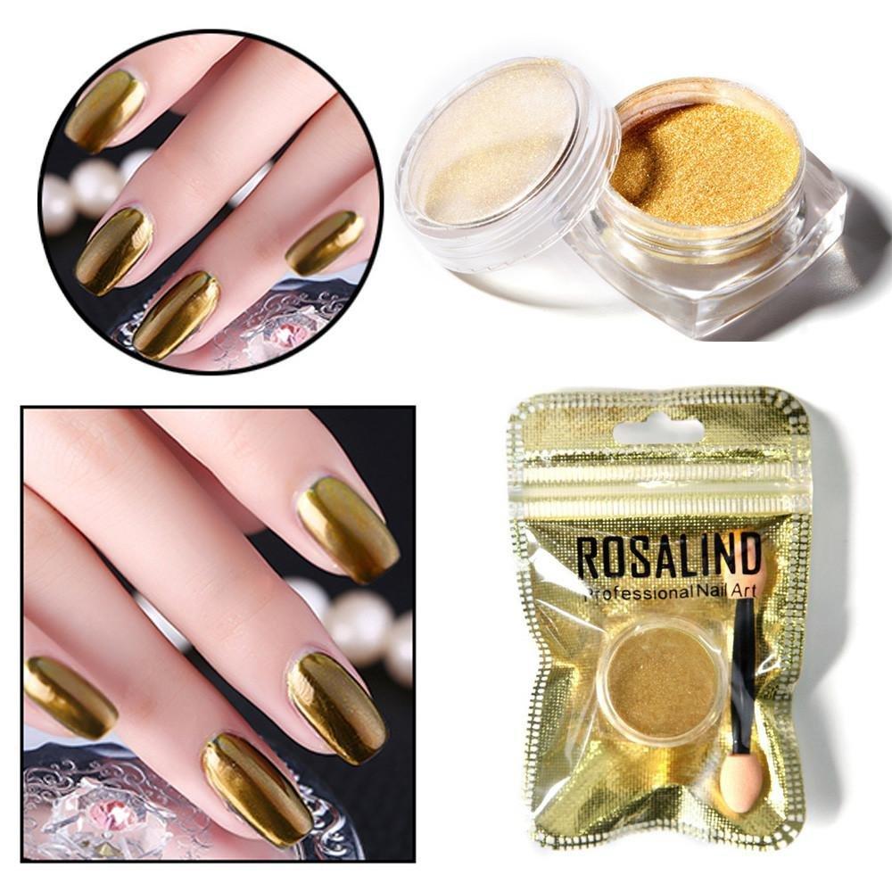Amazon.com: NEWONESUN RROSALIND Women Mirror Powder Effect