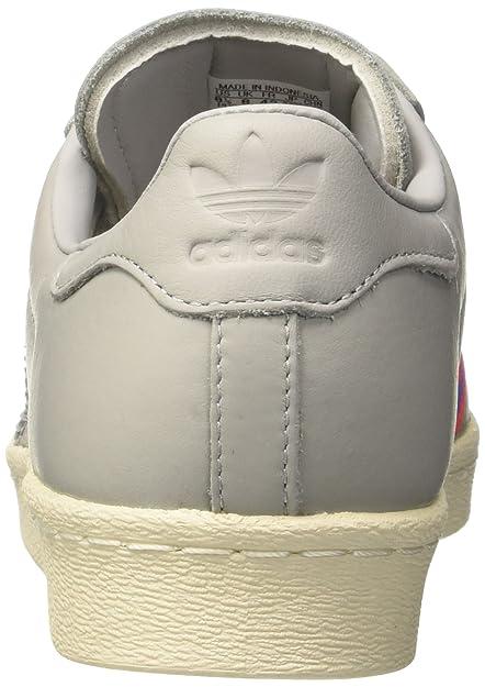 sports shoes 8176a f138d adidas Superstar 80s, Scarpe da Fitness Uomo  Amazon.it  Scarpe e borse