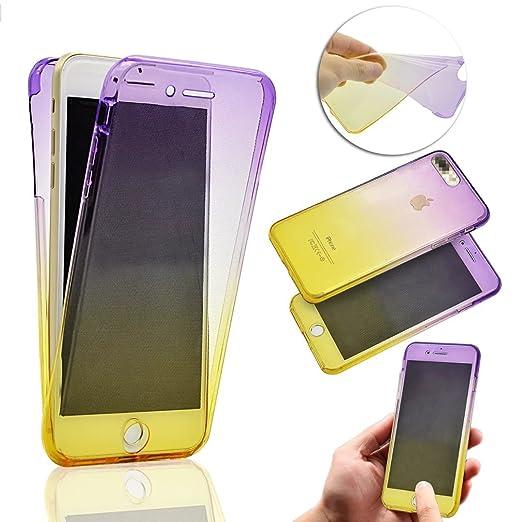 20 opinioni per Cover iphone 5s,Cover iphone 5,Vandot Moda Ultra Sottile 360 Gradi Doppia