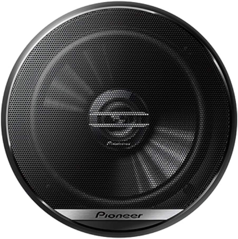 New Pair Pioneer 500 Watts Max 5-1//4 2-Way 4 ohms Full Range Coaxial Car Audio Stereo Bass Woofer Loud Speakers 5.25