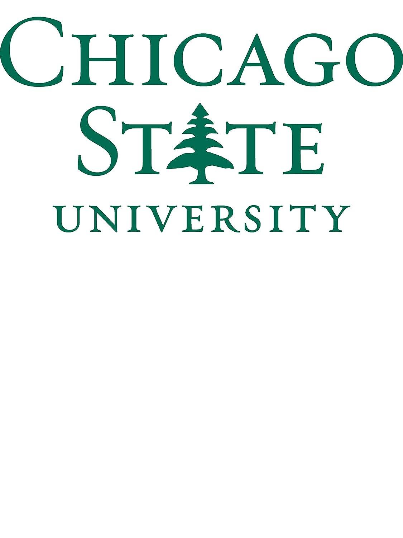 NCAA Chicago State University PPCST009 Womens Slub Crew Neck tee