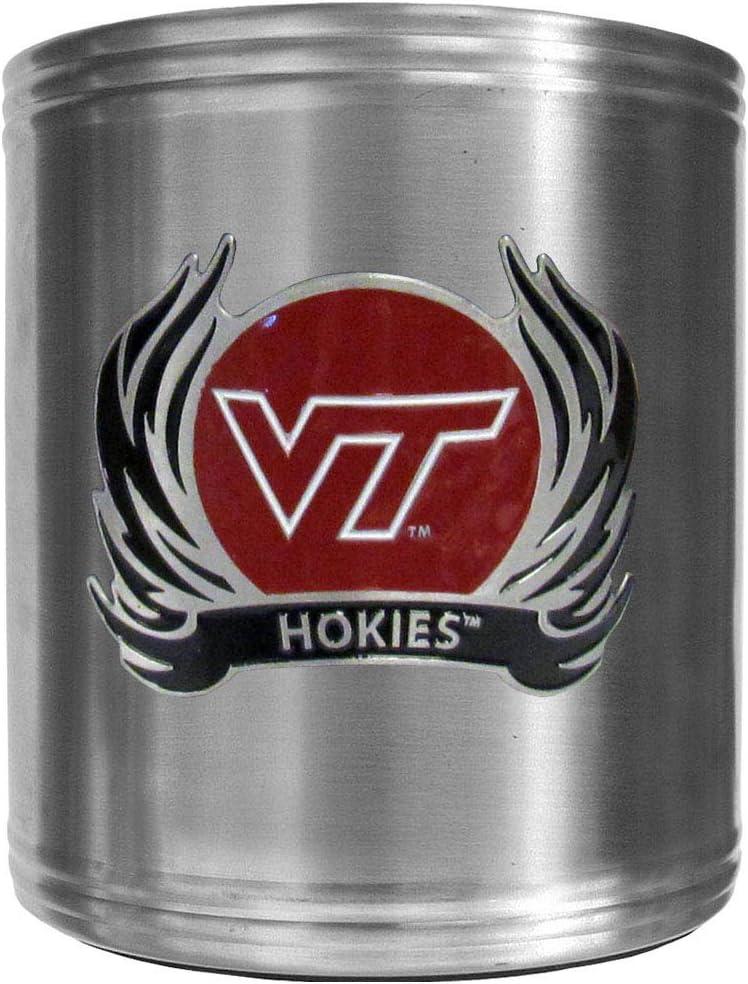 Siskiyou NCAA Flame Style Steel Can Cooler