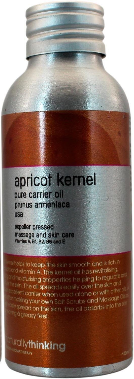 Aceite de Albaricoque Puro 100ml. extraído en frio . botella de lujo de aluminio reusable. Envío super rápido desde España