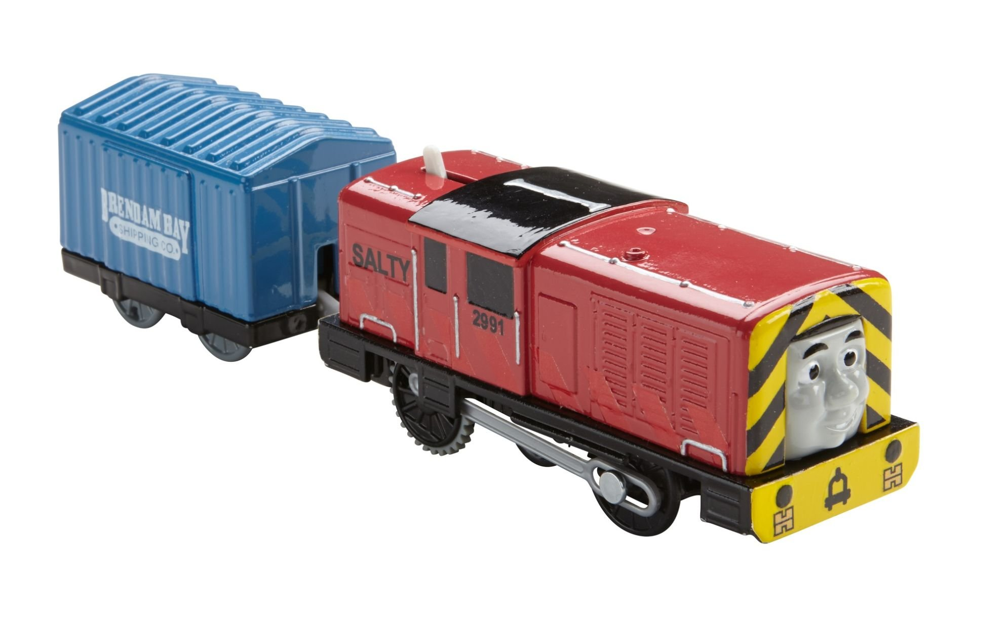 Fisher-Price Thomas & Friends TrackMaster, Salty Train