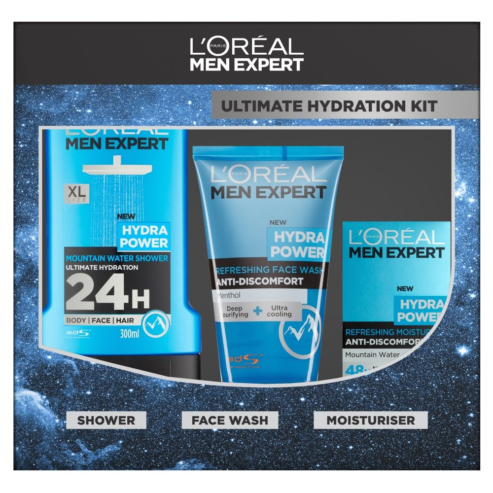L'Oréal Men Expert Hydra Power Refreshing Moisturiser 50ml L' Oreal 107920288