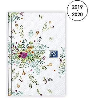 Oxford Flowers - Agenda 2019-2020 de agosto a agosto (1 semana en ...