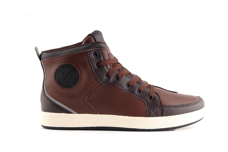 V Quattro Design Twin Chaussures Homme Marron Taille 45EU-11US