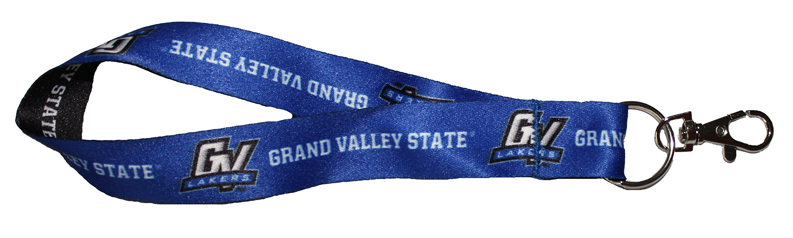 WinCraft Grand Valley State University GVSU Lakers Key Strap Key Chain, 9.5 inches