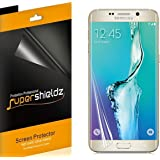 [2-Pack] Supershieldz Clear Screen Protector for Samsung Galaxy S6 Edge+ / S6 Edge Plus [Full Screen Coverage] -Lifetime Replacements Warranty