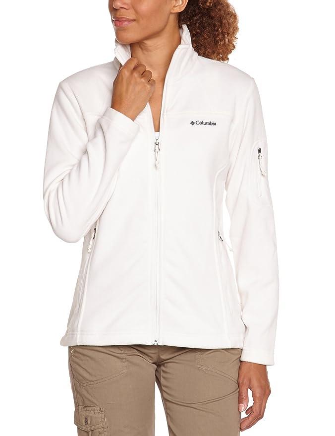 Columbia Fleecejacke für Damen, Fast Trek II Jacket, Polyester, 1465351