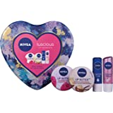 Nivea Luscious Lip momenti Set Regalo per Donne - 4