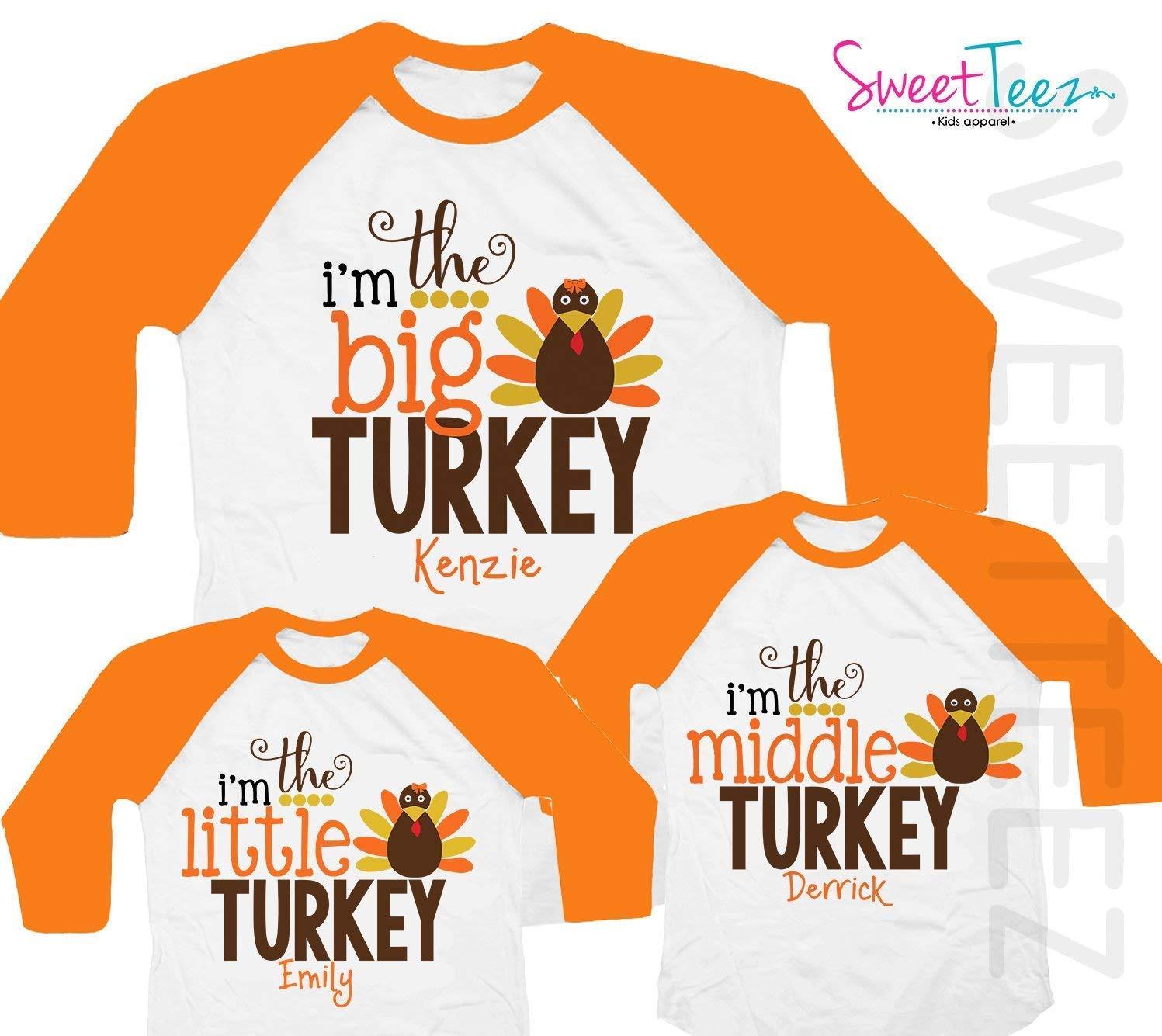 Truck Turkey Personalized Shirt