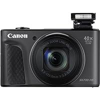 Canon Powershot Sx730 Hs Fotoğraf Makinesi, Full HD (1080p), Siyah, 2 Yıl Canon Eurasia Garantili