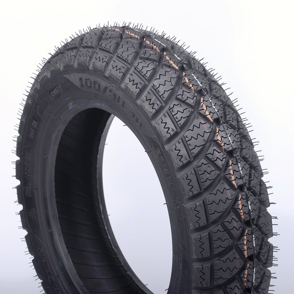 Tyre 120 / 70-12 Anlas C500 58P M & S TL for Sky Team Skymax