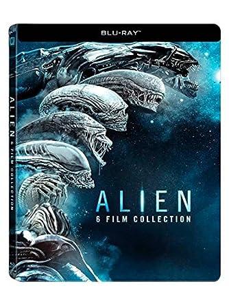 Aliens Boxset Steelbook (6 discos) [Blu-ray]: Amazon.es: Sigourney ...