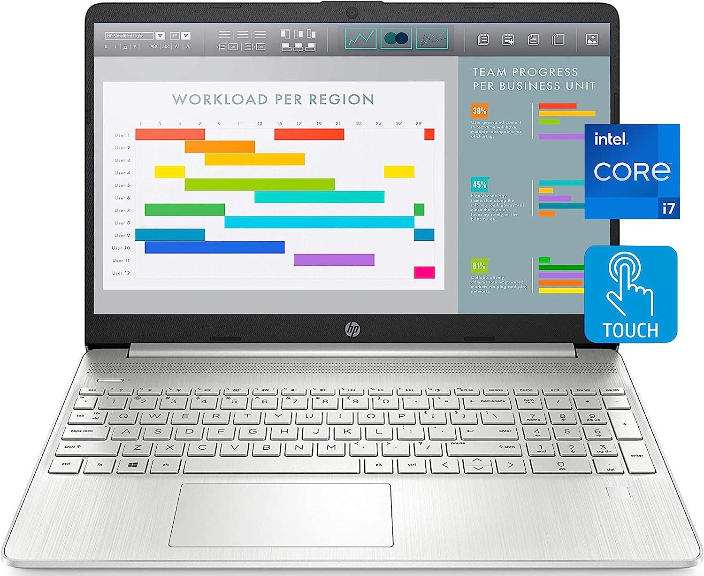 2021 Newest HP 15 Laptop Notebook, 15.6