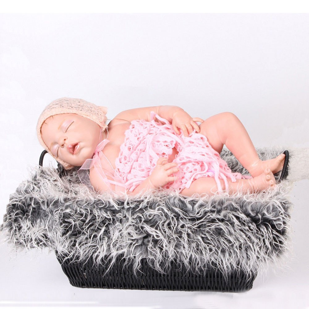 Weiliru Newborn Photo Props Baby Photography Basket Pictures Infant Posing Props