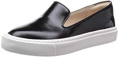 97d19e9d739 Clarks Women s Coll Island Black Leather Fashion Sandals - 3.5 UK India (36  EU