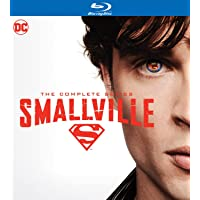 Smallville: The Complete Series 20th Anniversary Collection (Blu-ray)