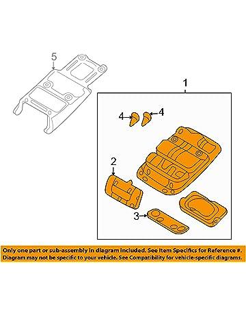 Amazon.com: Overhead Consoles - Consoles & Organizers: Automotive on