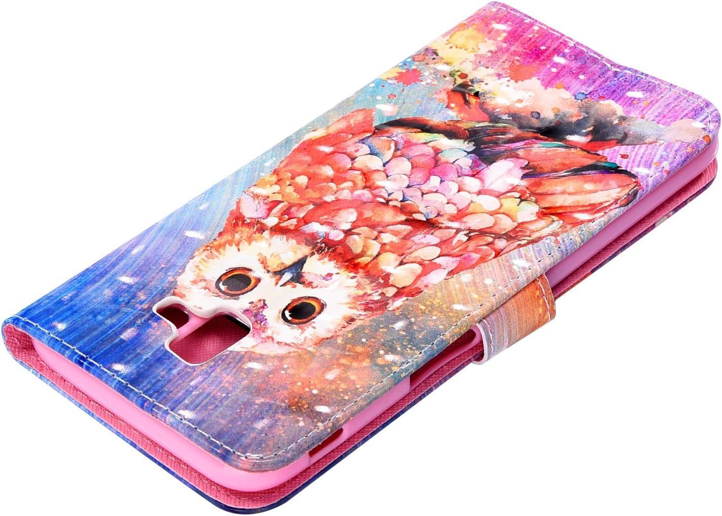 Uposao Kompatibel mit Samsung Galaxy J6 Plus 2018 Handyh/ülle Leder Tasche Bling Glitzer 3D Effekt Gl/änzend Muster H/ülle Flip Wallet Case Brieftasche Klapph/ülle St/änder Kartenfach,Katze