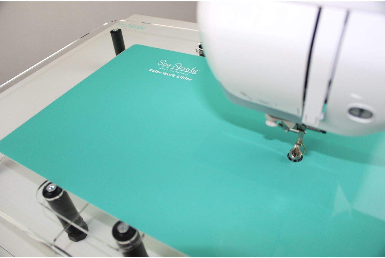 Sew Steady 12 x 20 Holding Ruler Work Glider