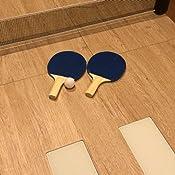 Ping Pong Juego Red Con 2 Palas Y 2 Pelotas: Amazon.es: Juguetes y ...