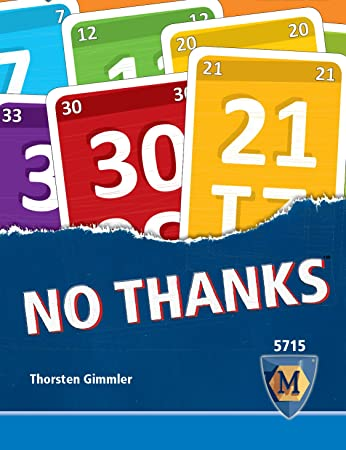 Image result for no thanks card game
