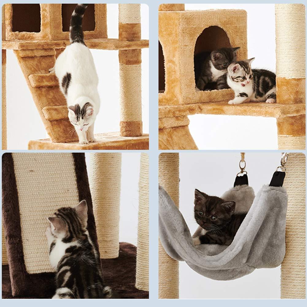 xb Centro de Actividades para Gatos Sisal Gatito Árbol ...