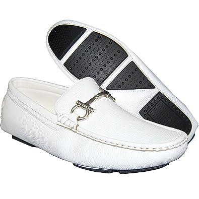 Amazon.com: Krazy zapato artistas artistas blanco partido ...