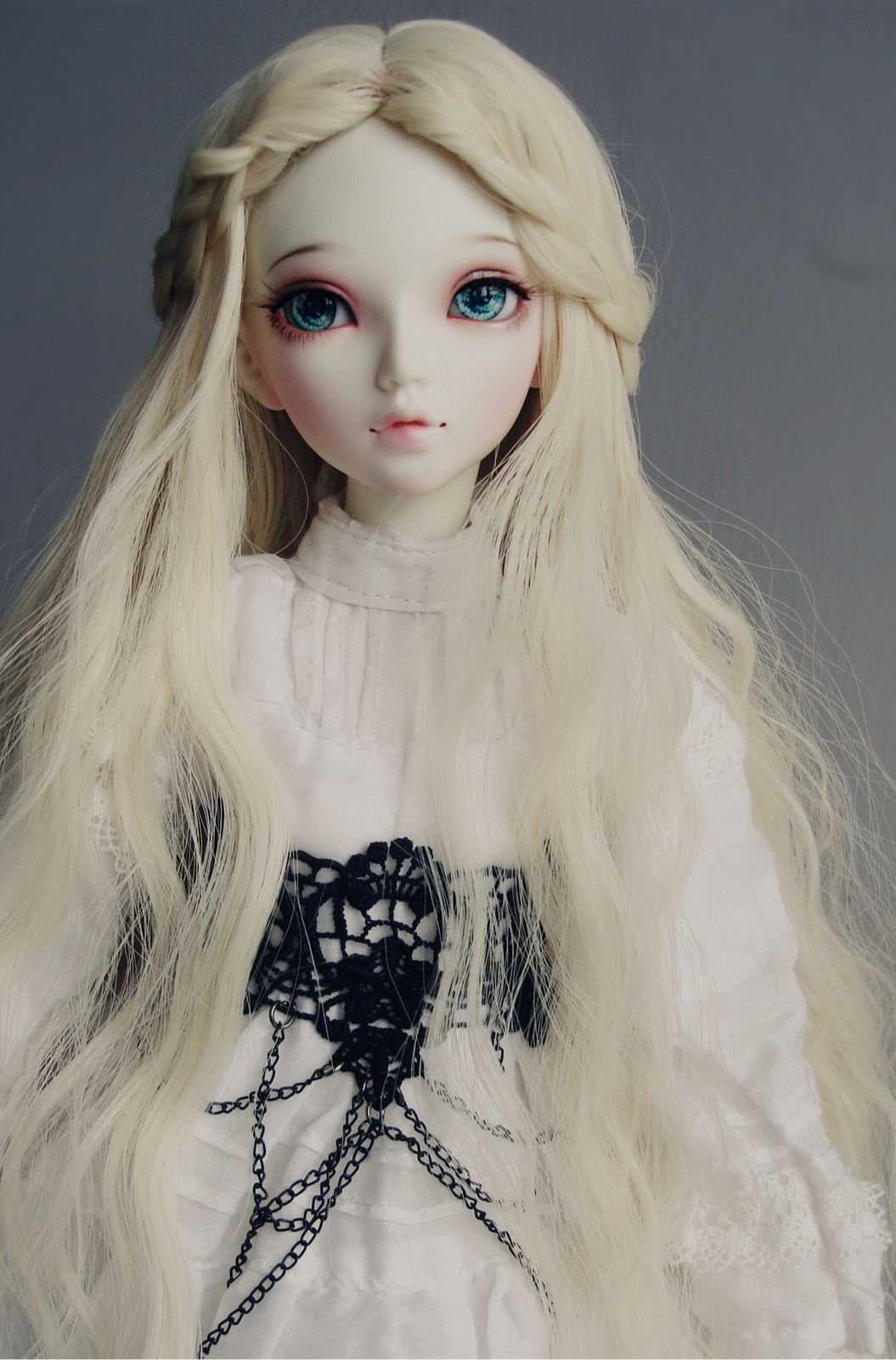 Zgmd 1/4 BJD Doll SD Doll Ball Jointed Doll Custom-made Free Make-up + Free Gifts