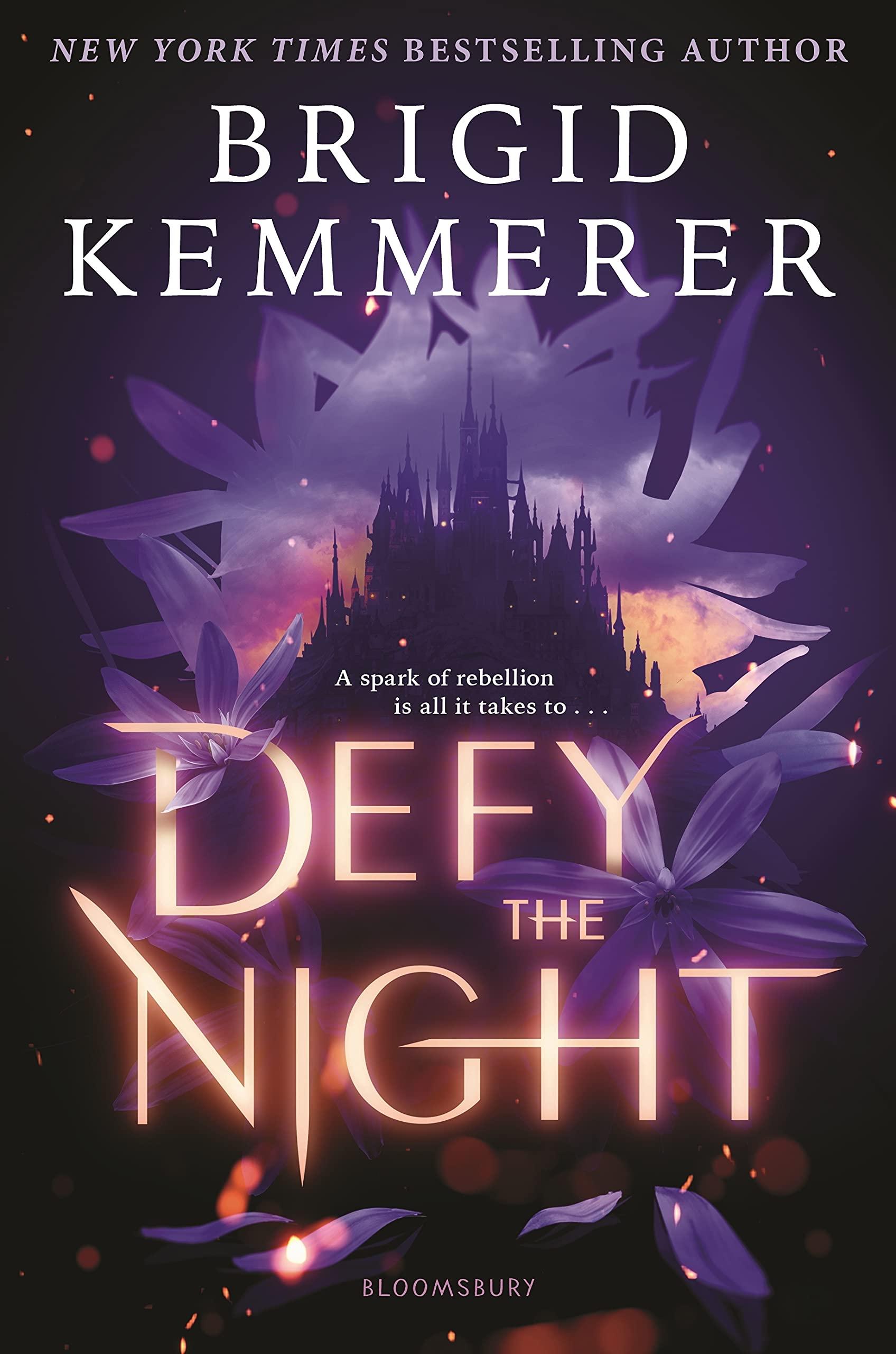 Amazon.com: Defy the Night (9781547604661): Kemmerer, Brigid: Books