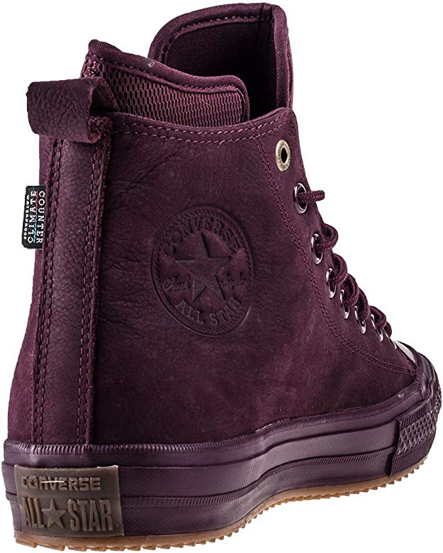 WOMENS HI-TOP TRAINERS//BOOTS CONVERSE CTAS EMBER BOOT HI LEATHER NEW BLACK