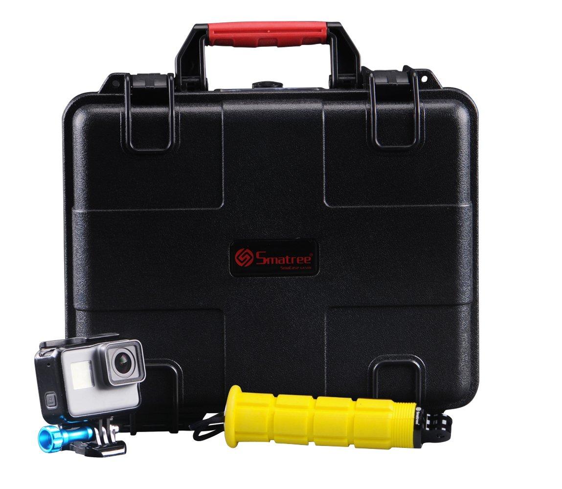 Smatree GA700-3 /Étui de transport pour GoPro Hero 7//6//5//4//3+// 3//2//1 Appareils photo et accessoires non inclus Gopro Hero 2018