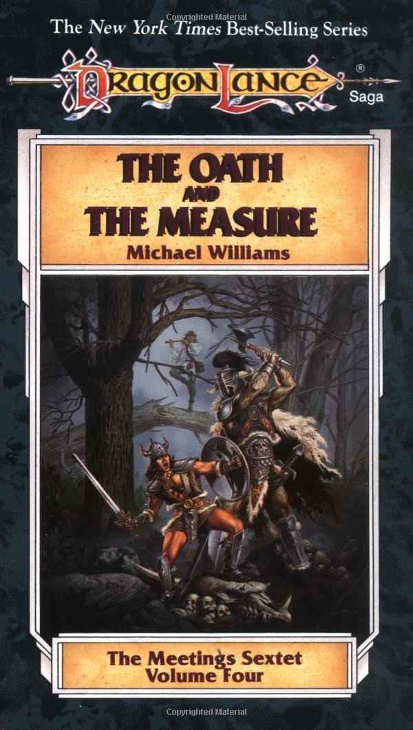 The Oath and the Measure The Meetings Sextet Volume Four