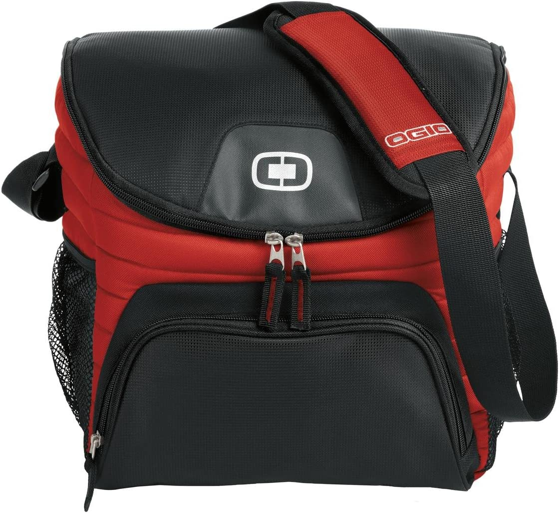 OGIO - Chill 18-24 Can Cooler, Red, OS