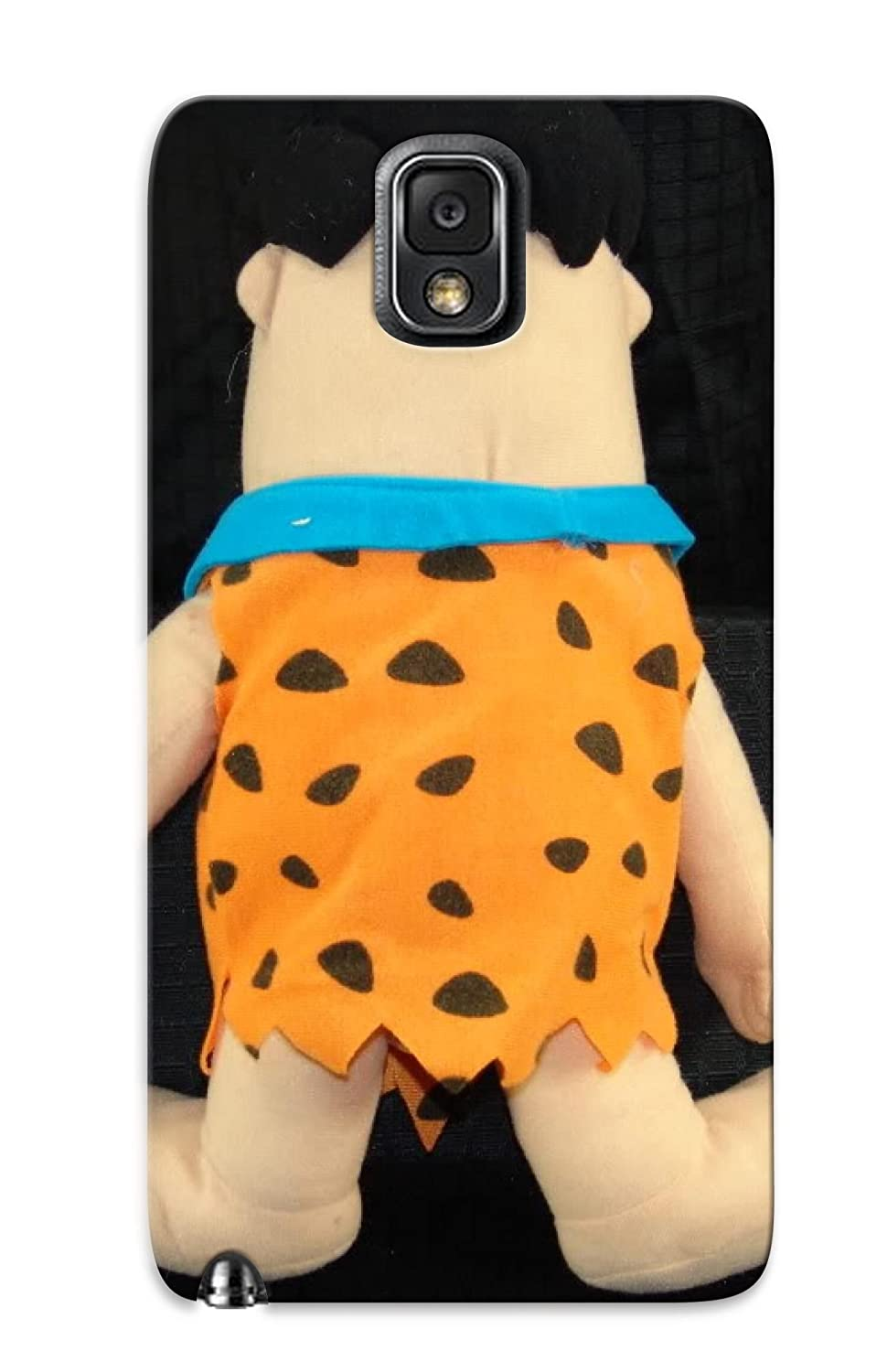 best sneakers daf69 fd5ee Amazon.com: For Galaxy Case, High Quality 15 Plush Fred Flintstone ...