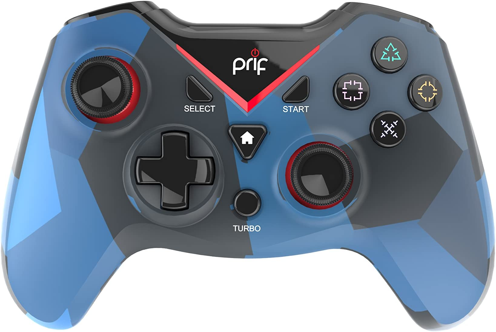 Amazon.com: prif Kontrol 1 Wired Controller (Military Edition), Camo ...