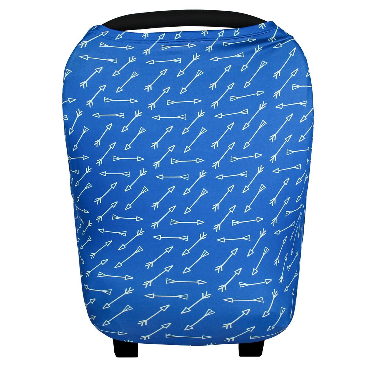 Storeofbaby Baby-Autositz-Decke für Jungen-nette Stretchy stillen Abdeckung Carseat Cover_EU_D