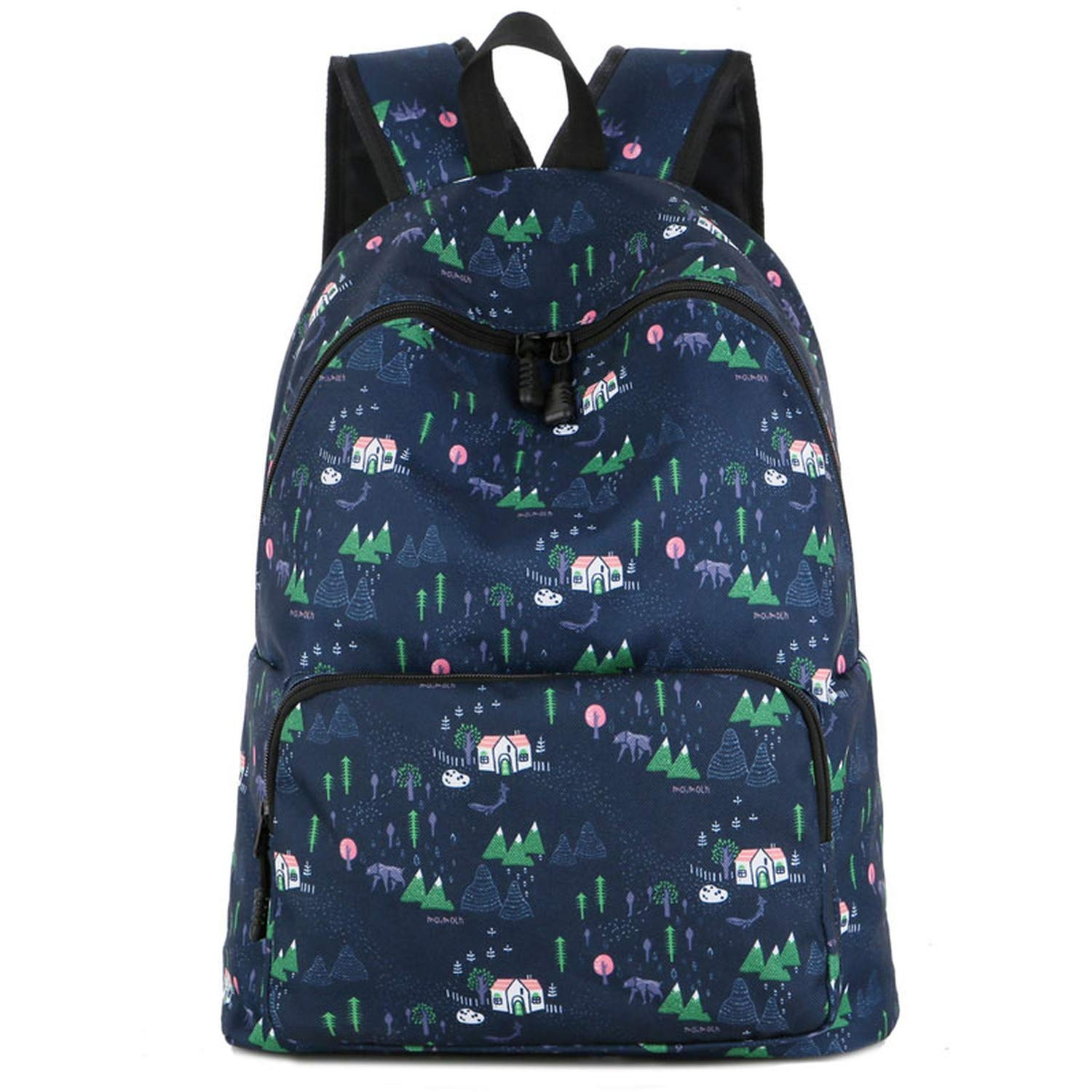 Amazon.com | laptop school bag bolsos unicornio printed ...