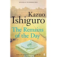The Remains of the Day by Kazuo Ishiguro - Paperback