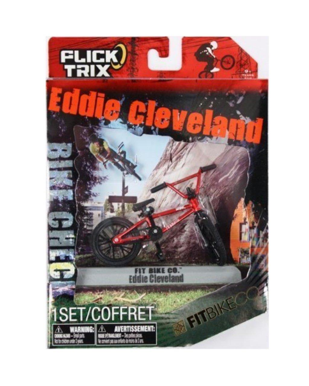 Flick Trix - Eddie Cleveland - Fit Bike Company Spin Master