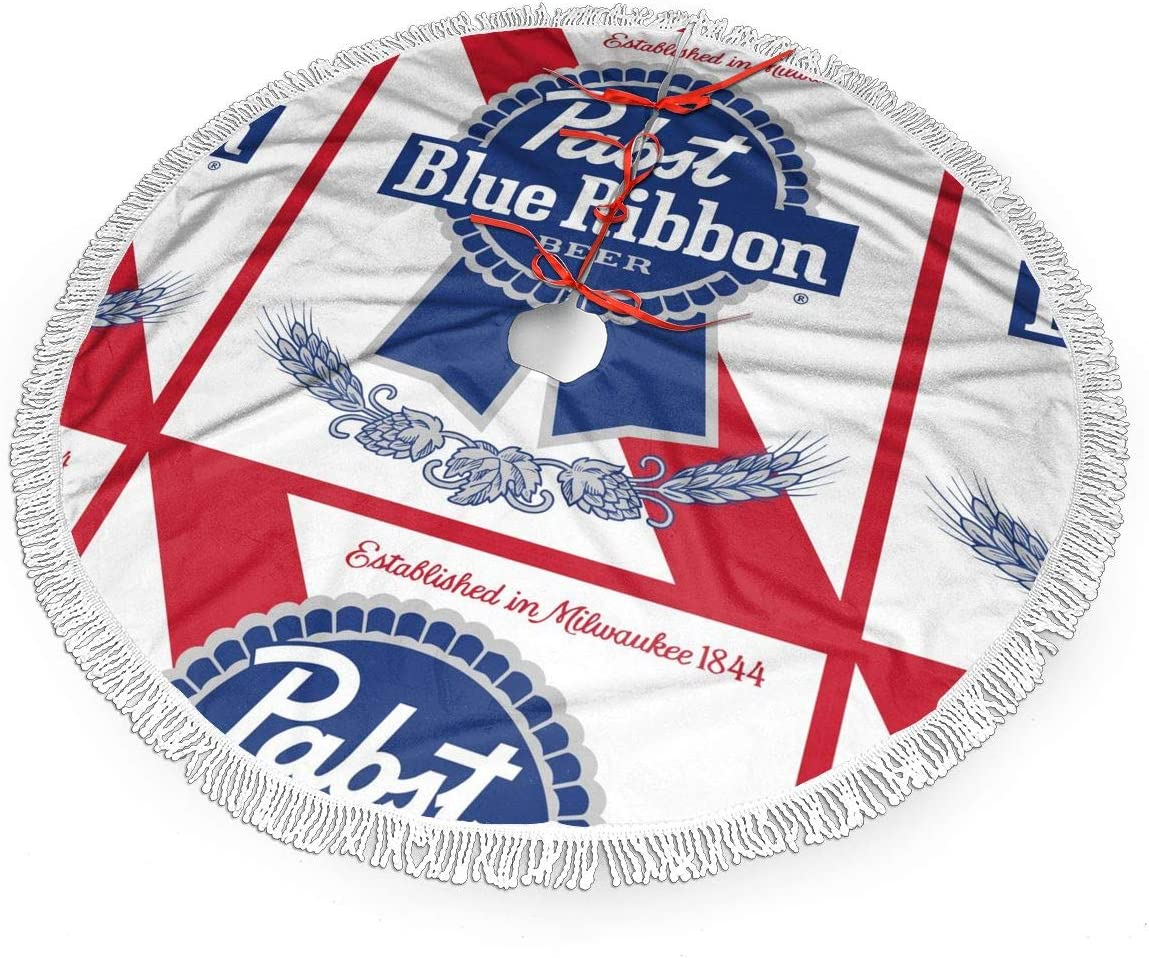 WETG Pabst Blue Ribbon Beer Logo 30