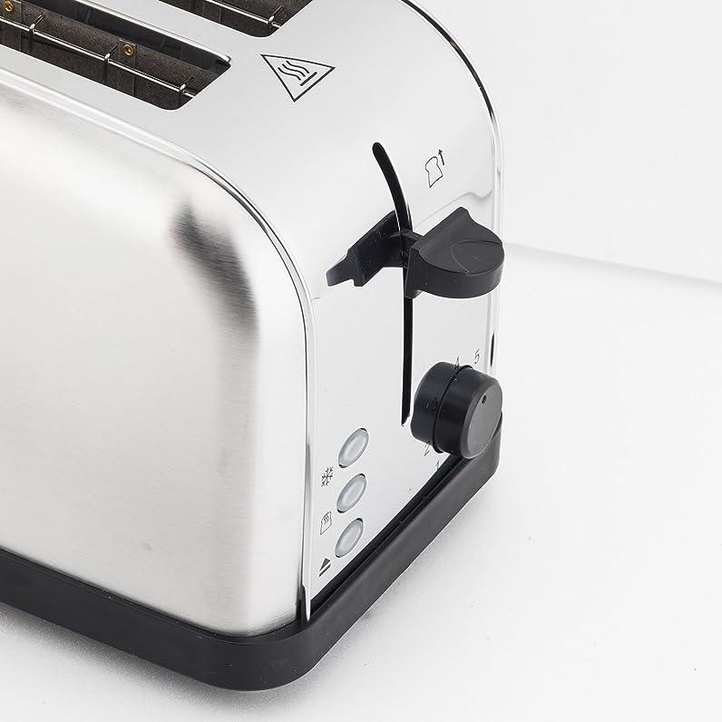 H.Koenig Tos28 Grille Pain Spécial Baguette: Amazon.fr: Cuisine ...