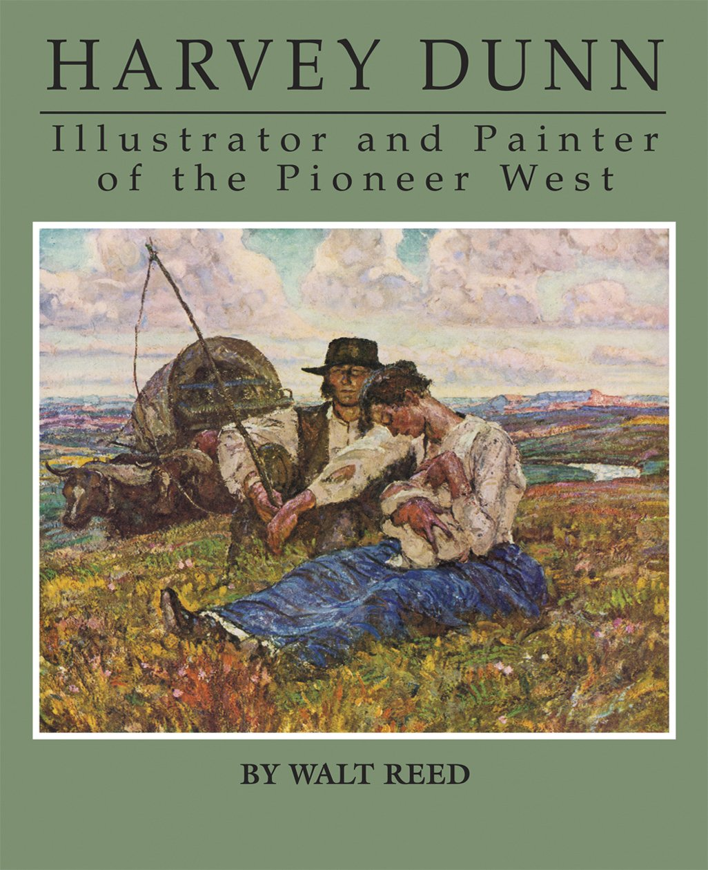Download Harvey Dunn: Illustrator and Painter of the Pioneer West PDF