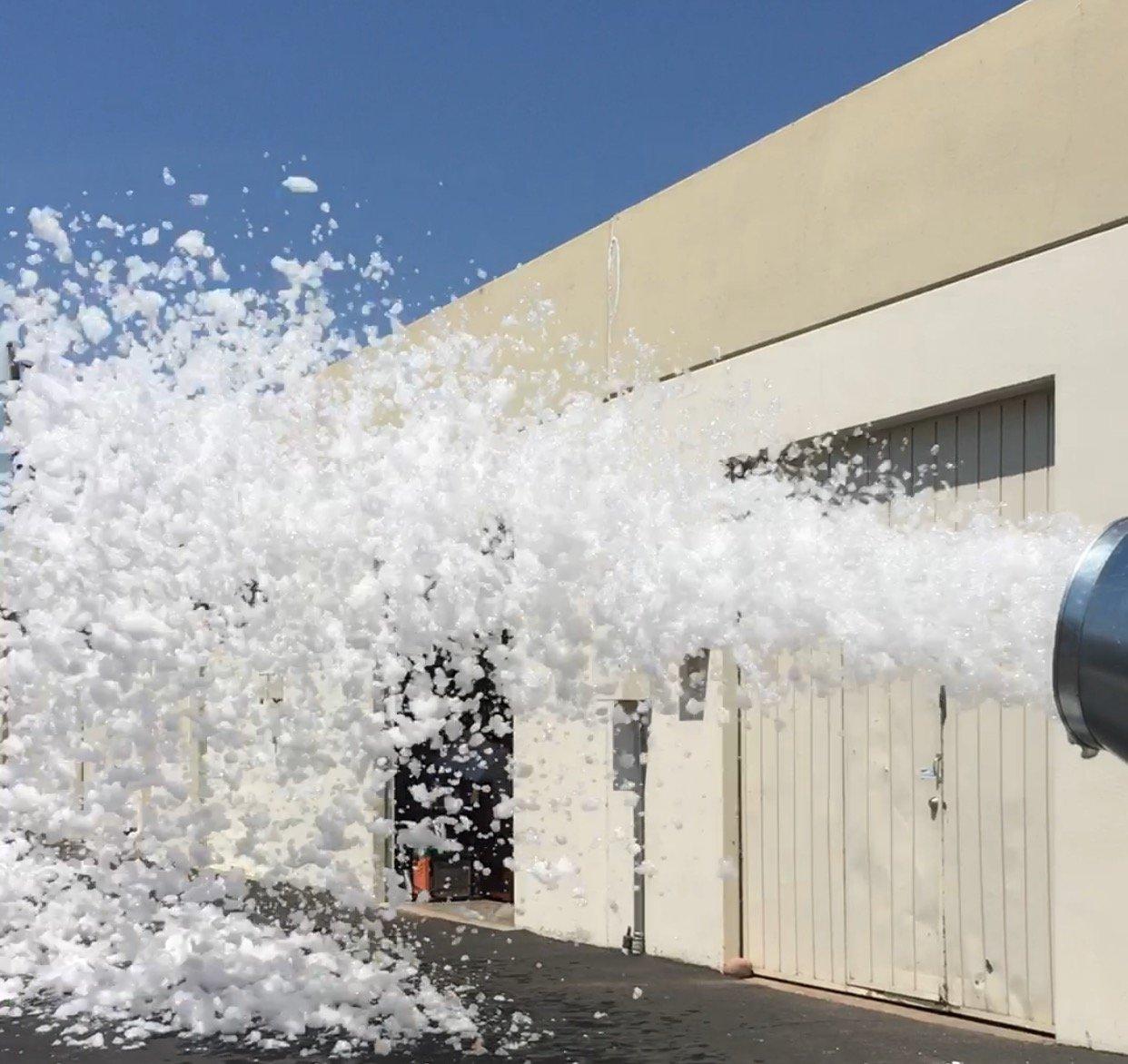 Foam Machine Party JET FOAM CANNON AMERICAN MADE Foamdaddy Hypo-allergenic by Foamdaddy